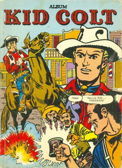 Cover for Kid Colt Album (Classics/Williams, 1975 series) #3