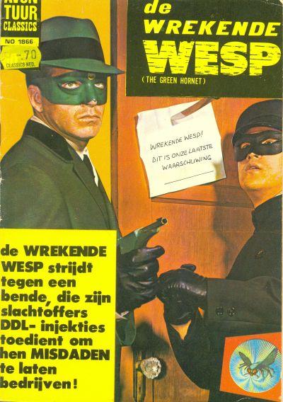 Cover for Avontuur Classics (Classics/Williams, 1966 series) #1866