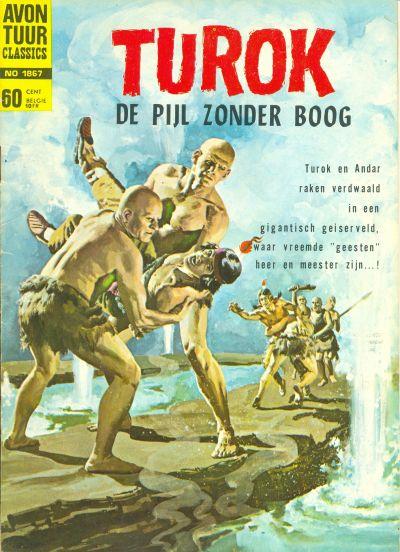Cover for Avontuur Classics (Classics/Williams, 1966 series) #1867