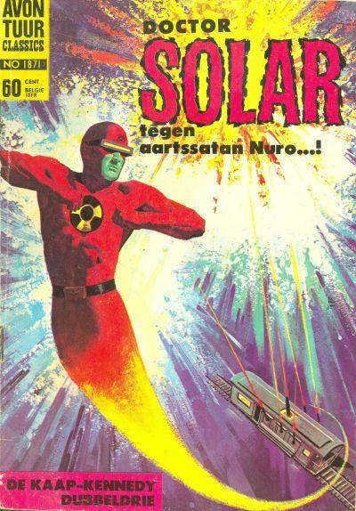 Cover for Avontuur Classics (Classics/Williams, 1966 series) #1871
