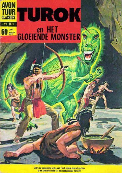 Cover for Avontuur Classics (Classics/Williams, 1966 series) #1874