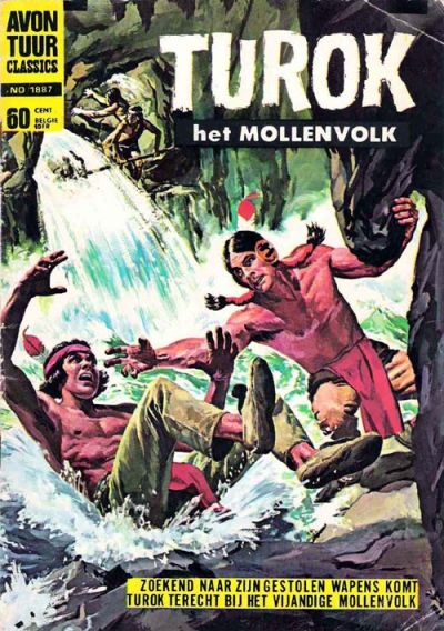 Cover for Avontuur Classics (Classics/Williams, 1966 series) #1887