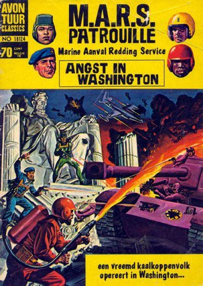 Cover for Avontuur Classics (Classics/Williams, 1966 series) #18124