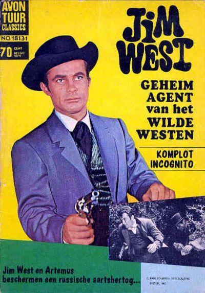 Cover for Avontuur Classics (Classics/Williams, 1966 series) #18131
