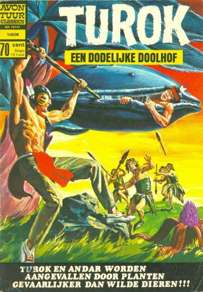 Cover for Avontuur Classics (Classics/Williams, 1966 series) #18147