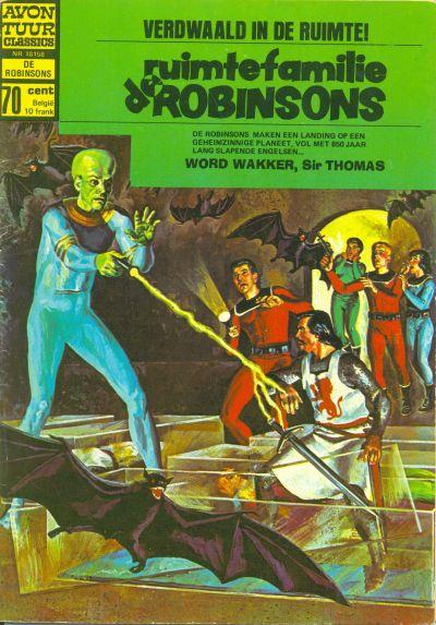 Cover for Avontuur Classics (Classics/Williams, 1966 series) #18158