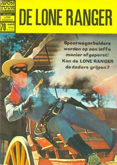 Cover for Avontuur Classics (Classics/Williams, 1966 series) #18162
