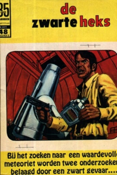 Cover for 85-Cent Reeks (Classics/Williams, 1968 series) #2221