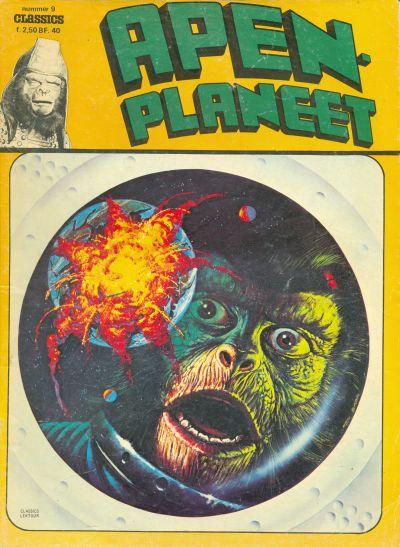 Cover for Apenplaneet (Classics/Williams, 1975 series) #9
