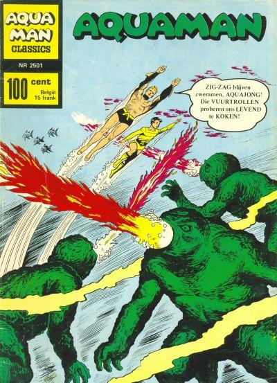 Cover for Aquaman Classics (Classics/Williams, 1969 series) #2501