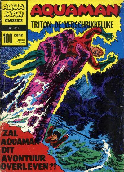 Cover for Aquaman Classics (Classics/Williams, 1969 series) #2513