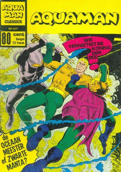Cover for Aquaman Classics (Classics/Williams, 1969 series) #2517
