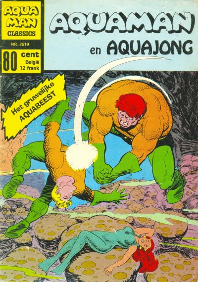 Cover for Aquaman Classics (Classics/Williams, 1969 series) #2519