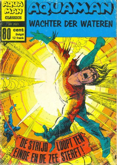 Cover for Aquaman Classics (Classics/Williams, 1969 series) #2521
