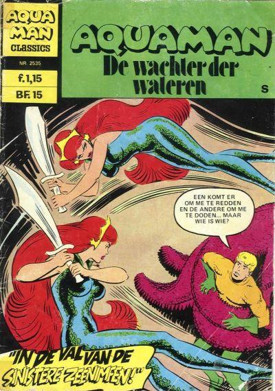 Cover for Aquaman Classics (Classics/Williams, 1969 series) #2535