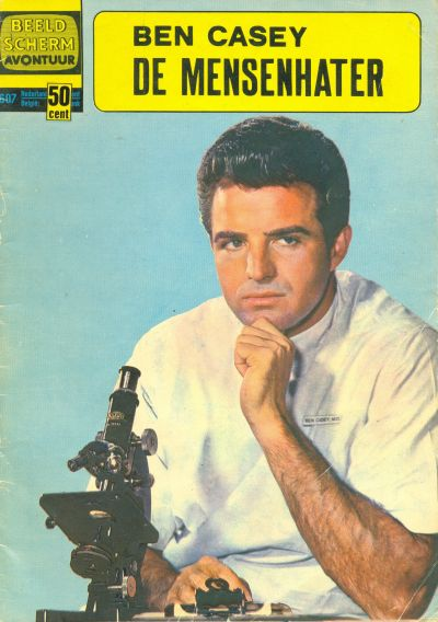 Cover for Beeldscherm Avontuur (Classics/Williams, 1962 series) #607