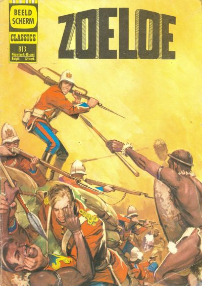 Cover for Beeldscherm Classics (Classics/Williams, 1963 series) #813