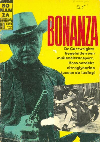 Cover for Bonanza Classics (Classics/Williams, 1970 series) #2904