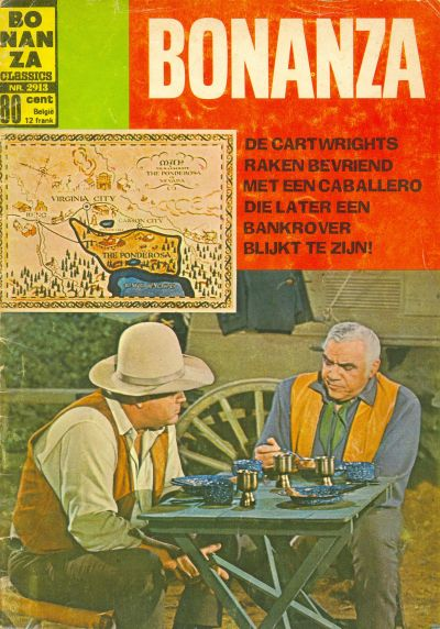 Cover for Bonanza Classics (Classics/Williams, 1970 series) #2913