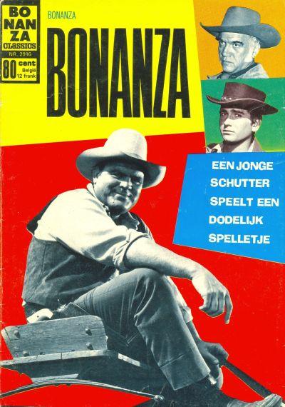 Cover for Bonanza Classics (Classics/Williams, 1970 series) #2916