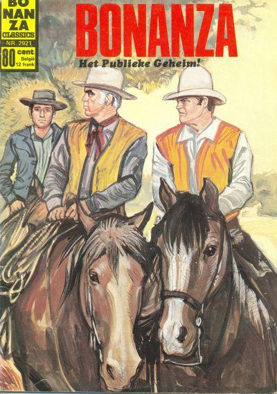 Cover for Bonanza Classics (Classics/Williams, 1970 series) #2921