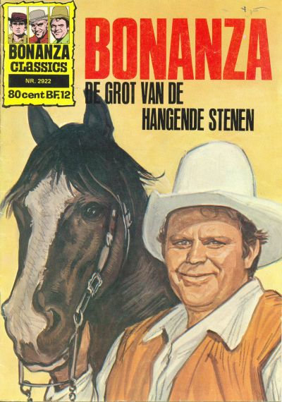 Cover for Bonanza Classics (Classics/Williams, 1970 series) #2922