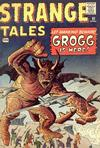 Cover for Strange Tales (Marvel, 1951 series) #83
