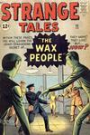 Cover for Strange Tales (Marvel, 1951 series) #93