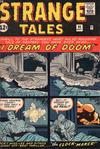 Cover for Strange Tales (Marvel, 1951 series) #96
