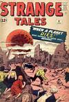 Cover for Strange Tales (Marvel, 1951 series) #97