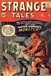 Cover for Strange Tales (Marvel, 1951 series) #99