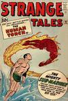 Cover for Strange Tales (Marvel, 1951 series) #107
