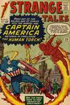 Cover for Strange Tales (Marvel, 1951 series) #114
