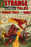 Cover for Strange Tales (Marvel, 1951 series) #116
