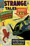 Cover for Strange Tales (Marvel, 1951 series) #117