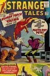 Cover for Strange Tales (Marvel, 1951 series) #124