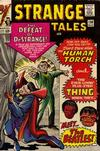 Cover for Strange Tales (Marvel, 1951 series) #130