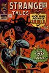 Cover for Strange Tales (Marvel, 1951 series) #146