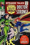 Cover for Strange Tales (Marvel, 1951 series) #150