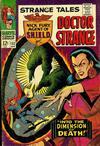 Cover for Strange Tales (Marvel, 1951 series) #152 [Regular Edition]
