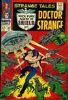Cover for Strange Tales (Marvel, 1951 series) #153 [Regular Edition]