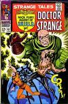 Cover for Strange Tales (Marvel, 1951 series) #157 [Regular Edition]