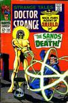 Cover for Strange Tales (Marvel, 1951 series) #158