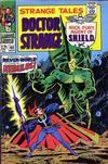 Cover for Strange Tales (Marvel, 1951 series) #162 [Regular Edition]