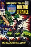 Cover for Strange Tales (Marvel, 1951 series) #163