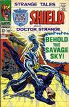Cover for Strange Tales (Marvel, 1951 series) #165