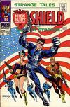 Cover for Strange Tales (Marvel, 1951 series) #167