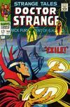 Cover for Strange Tales (Marvel, 1951 series) #168