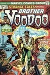 Cover for Strange Tales (Marvel, 1973 series) #169