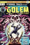 Cover for Strange Tales (Marvel, 1973 series) #177